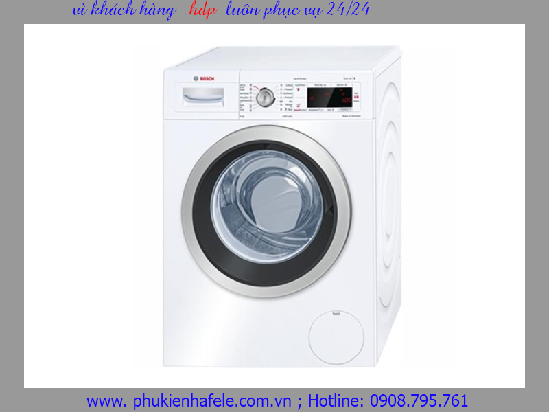 Máy giặt 9kg Bosch 539.96.130
