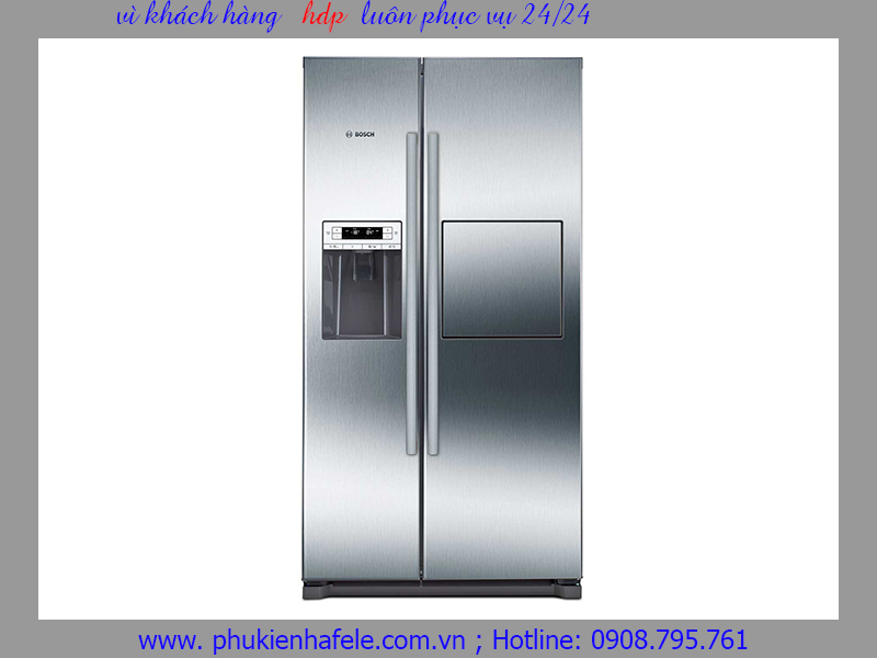 Tủ lạnh Bosch Side By Side 539.16.250 KAG90AI20G
