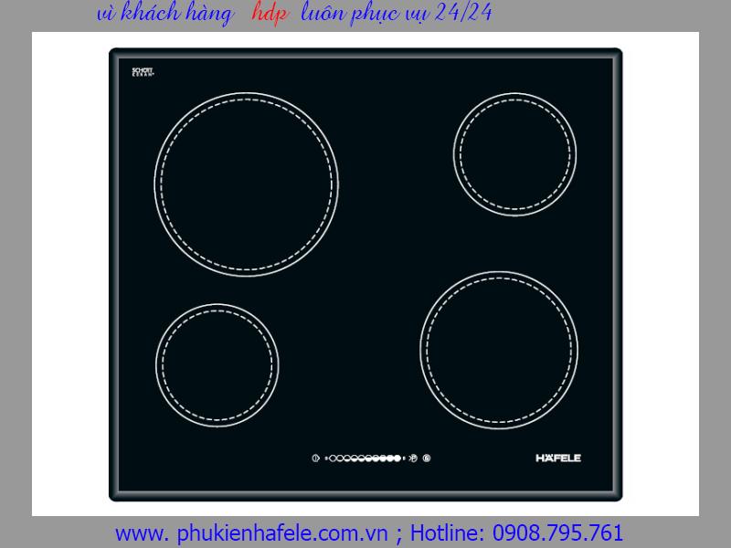 Bếp điện Hafele 4 vùng nấu HC-R604A 536.01.751