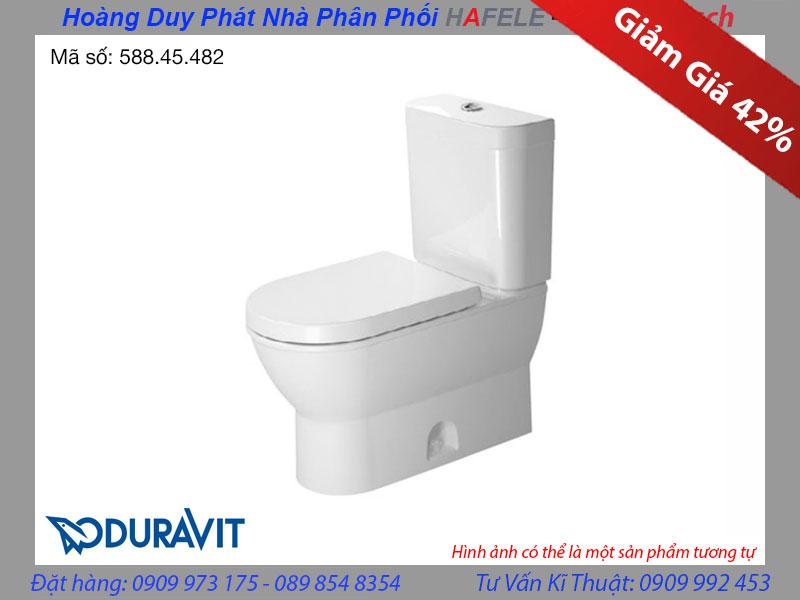 Bồn cầu hai khối Duravit Darling New 588.45.482 sale