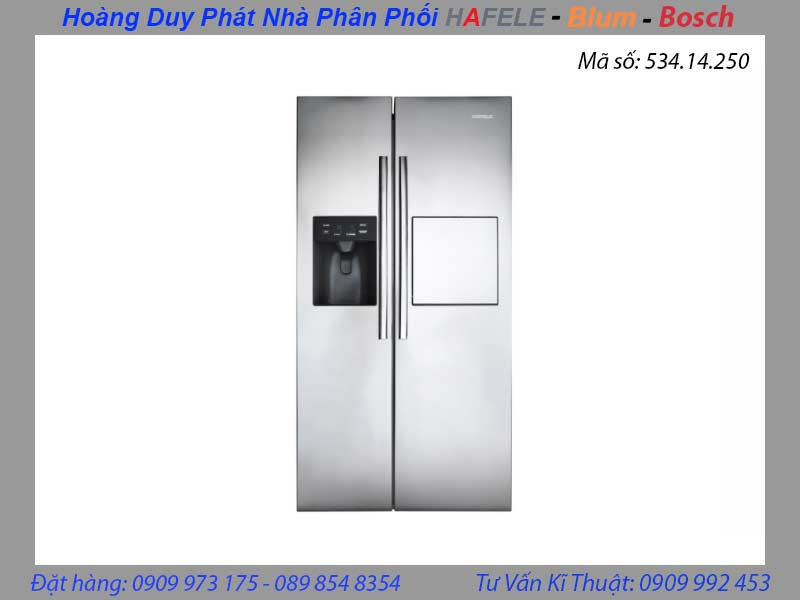 tủ lạnh hafele HF-SBSIC 534.14.250