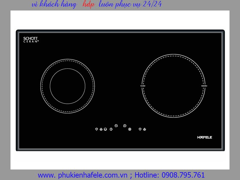 Bếp từ kết hợp điện Hafele 536.01.805