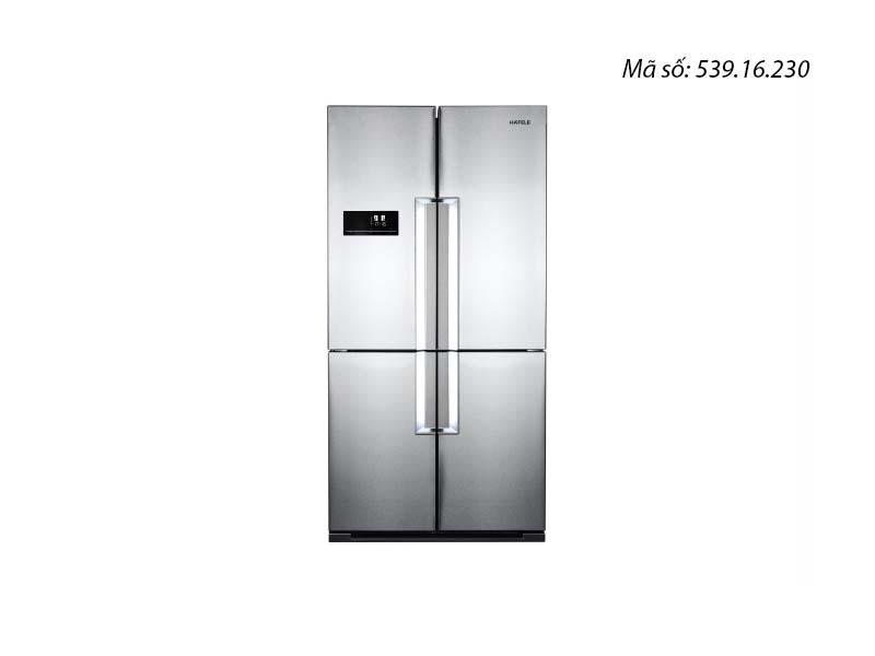 tủ lạnh side by side hafele HF-SBSIB 539.16.230