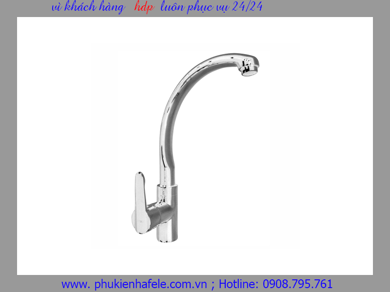 Vòi rửa chén hafele HF-C231V 566.32.231