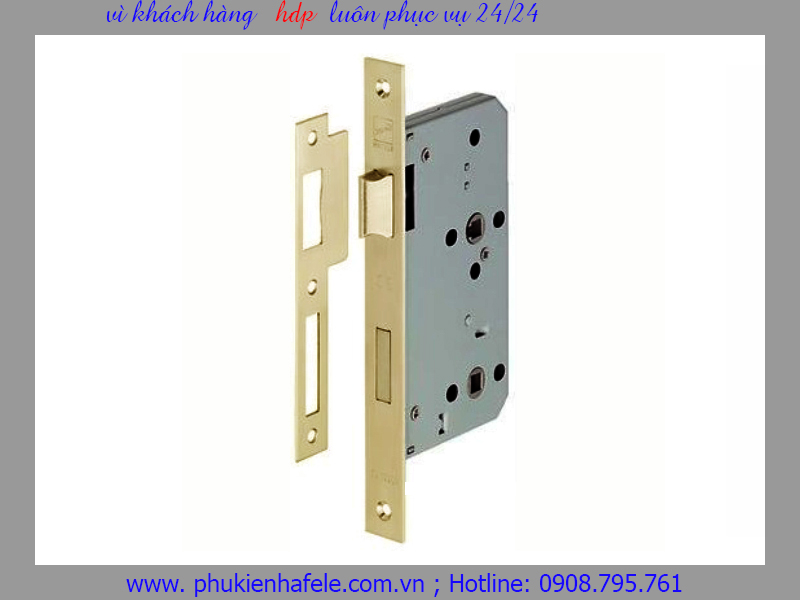 Thân khóa hafele 911.02.158