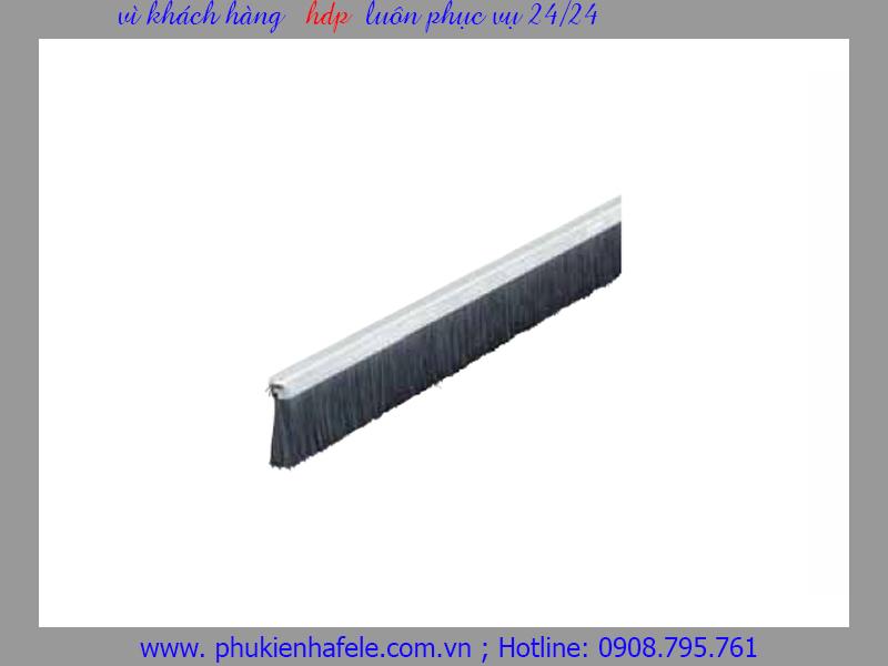 Thanh chắn bụi dạng chổi Hafele - 1250mm 950.06.092