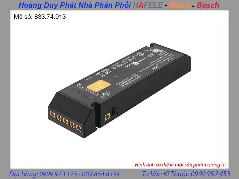 adapter hafele 12v 833.74.913