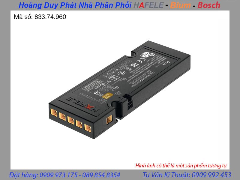 adapter hafele 12v 833.74.960