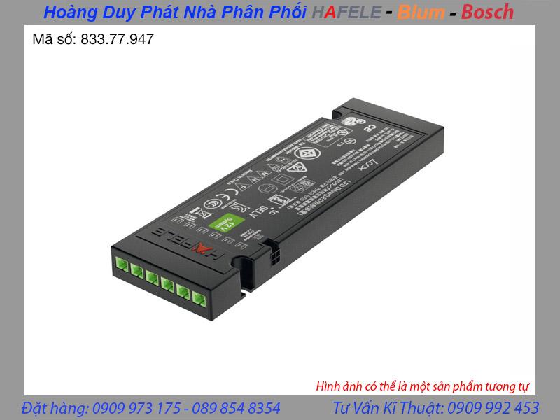 adapter hafele 24v 833.77.947