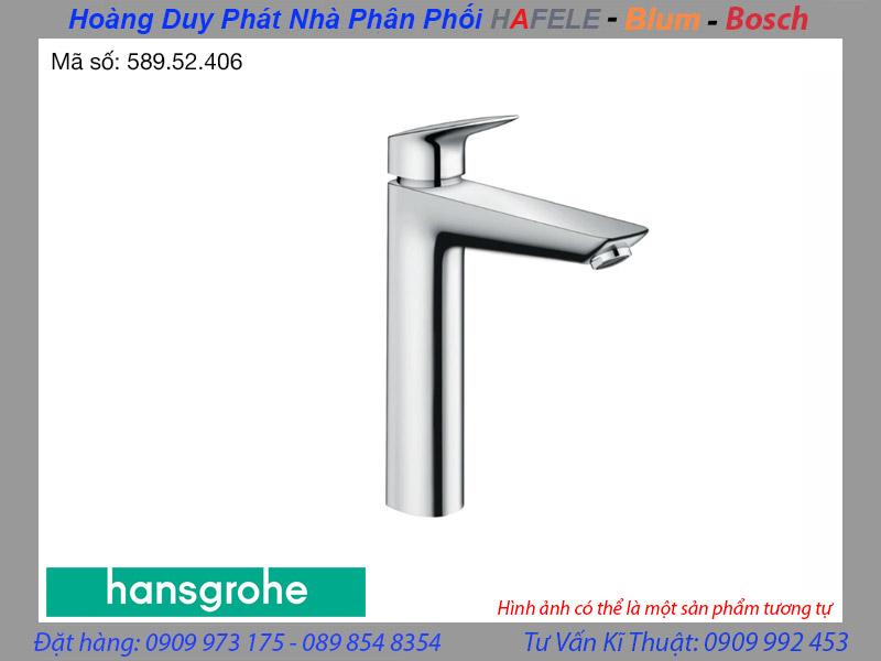vòi lavabo Hansgrohe 589.52.406