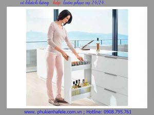 ray hộp Blum cho tủ hẹp Tandembox Antaro