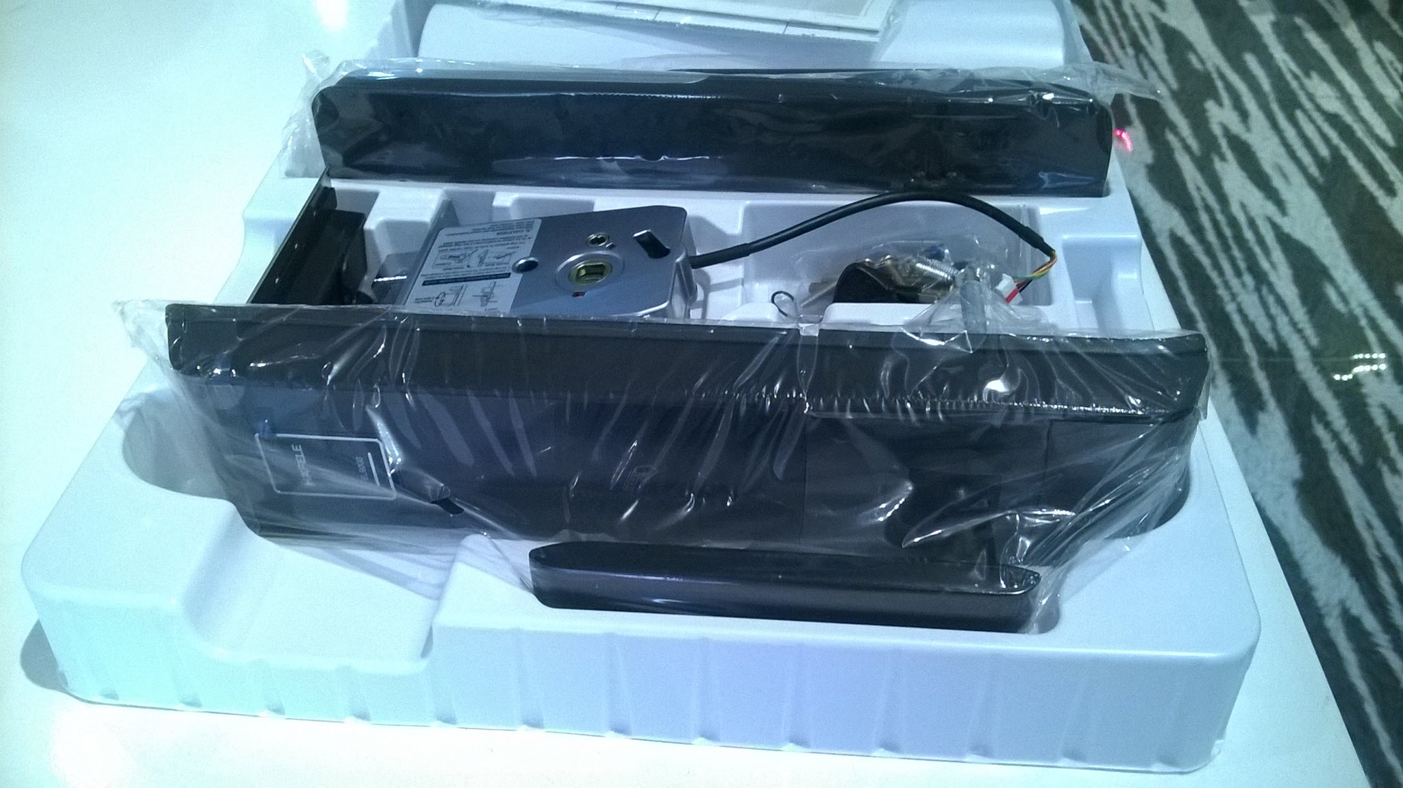 Khóa điện tử Hafele EL9000 912.05.378