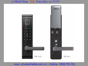 Khóa điện tử HAFELE EL9000 Màu đen - 912.05.378