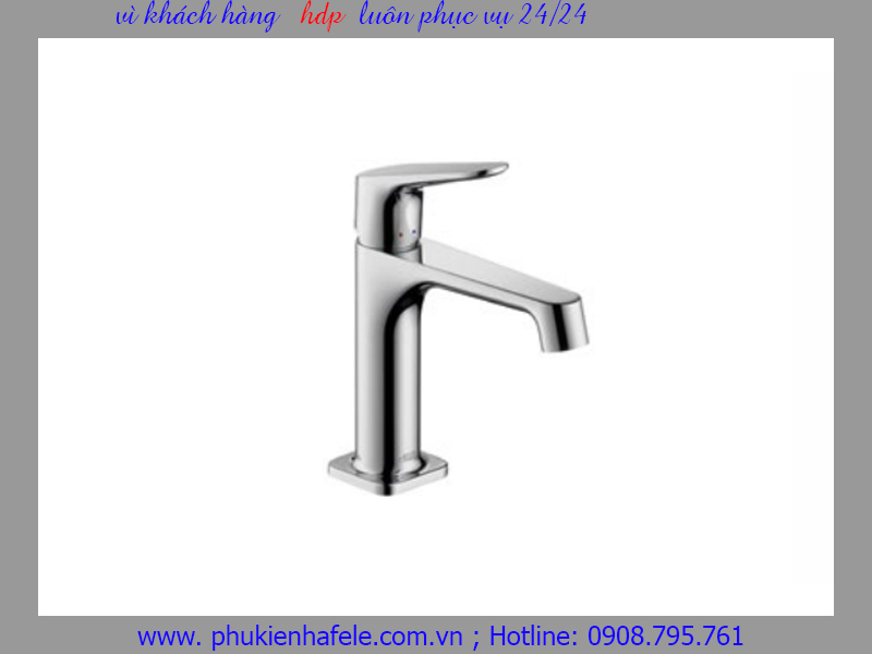 Vòi lavabo Hafele Citterio M 589.29.520