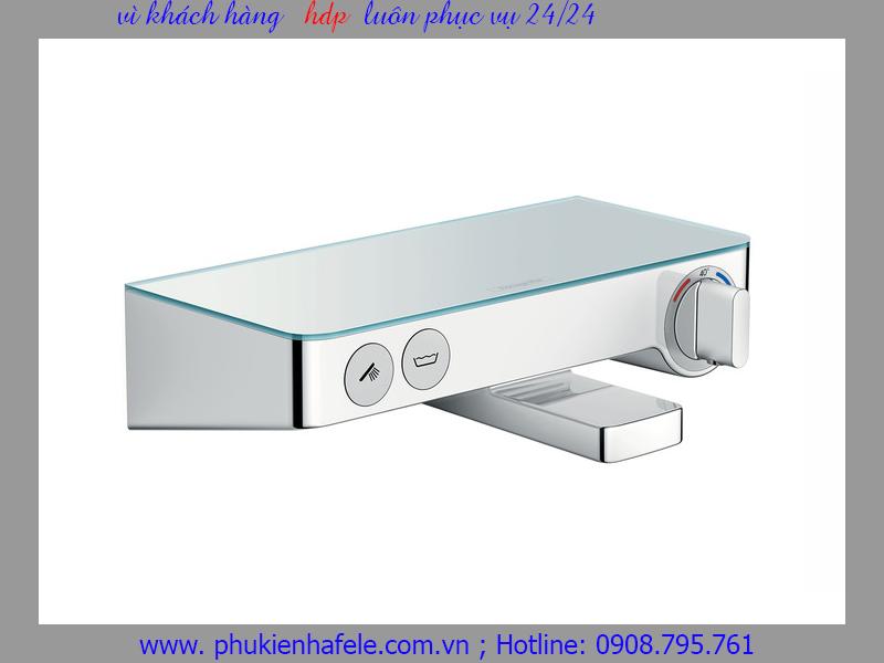 Bộ trộn bồn tắm điều nhiệt ShowerTablet Select 300 Hafele 589.50.327