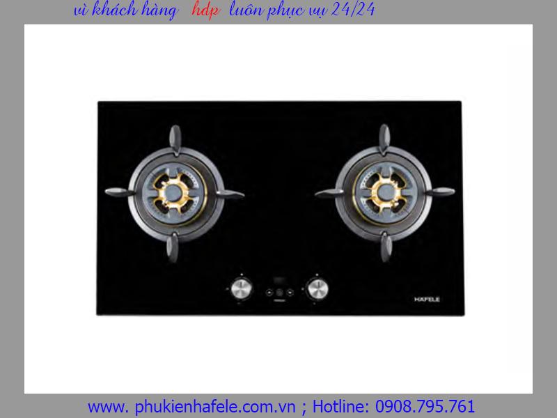 Bếp Gas Hafele 2 vùng nấu HC-G802B 495.06.051
