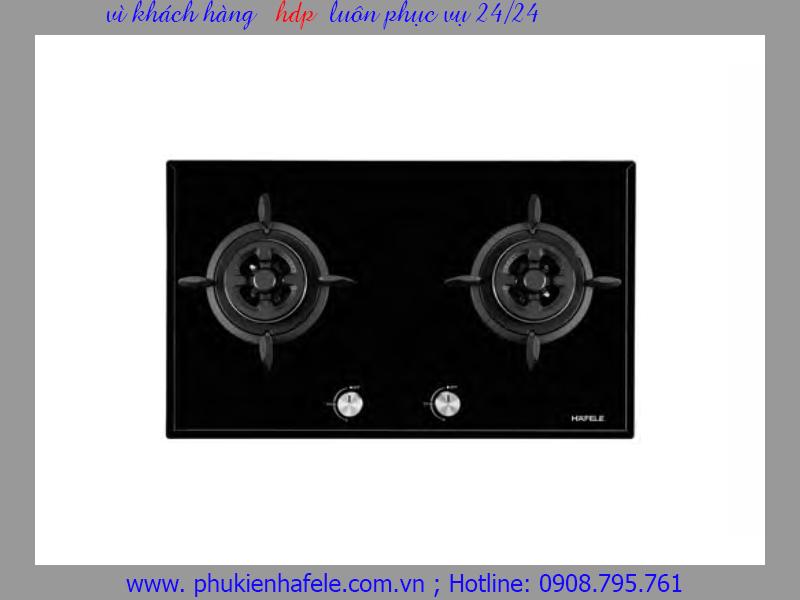 Bếp Gas Hafele 2 vùng nấu HC-G802B 495.06.053