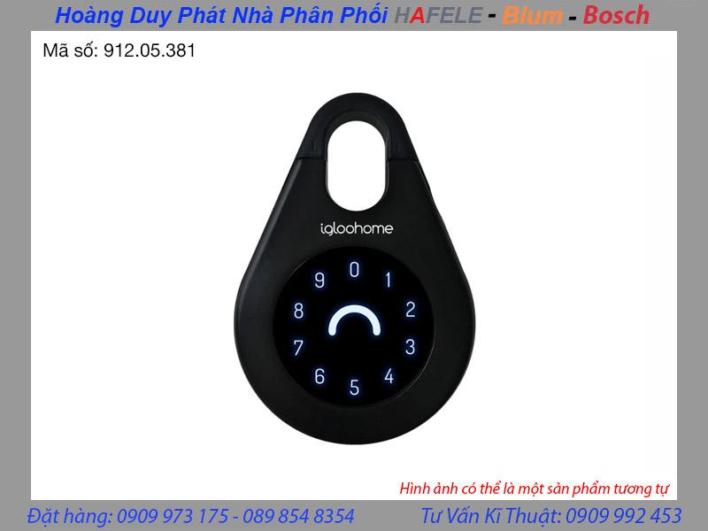 Hộp khóa thông minh Hafele EK5500-TB 912.05.381