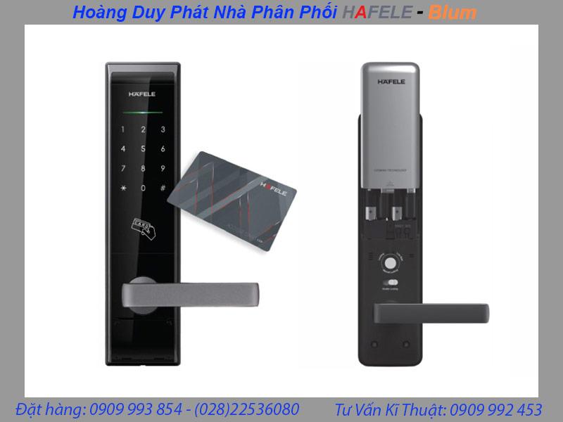 Khóa điện tử Hafele EL8000 912.05.359