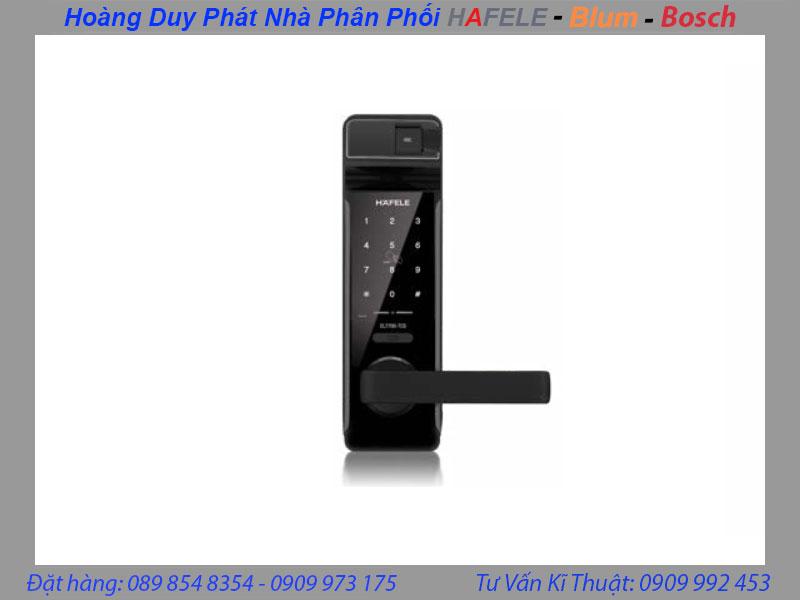 khóa điện tử vân tay hafele El7700 912.05.718