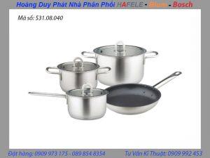 bộ nồi bếp từ hafele 531.08.040