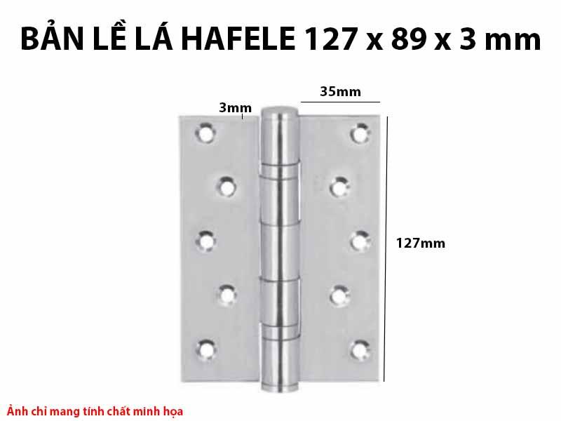 Báo giá bản lề lá Hafele dùng cho cửa đi 2021 | Phụ Kiện Hafele