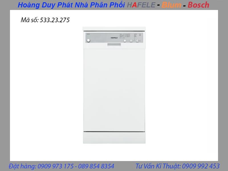 máy rửa chén âm bán phần hafele 533.23.275