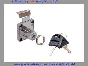 khóa vuông chìa nhựa hafele