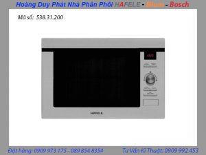 Lò nướng âm tủ hafele 538.31.200 HM-B38D