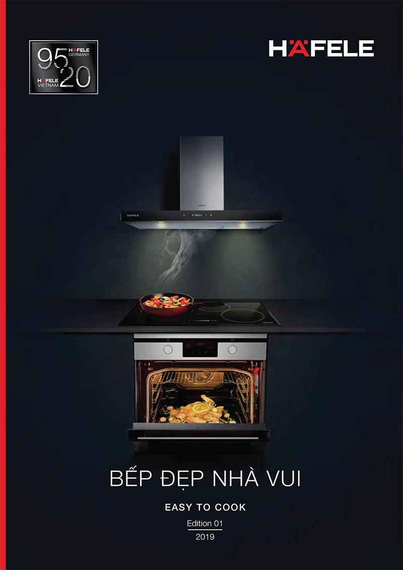 catalogue thiết bị bếp hafele