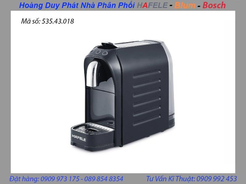 máy pha cafe hafele HE-BMM018-535.43.018