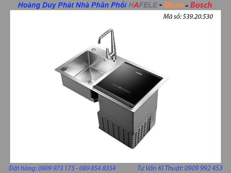 Chậu kết hợp máy rửa chén HDW-SD90A 539.20.530