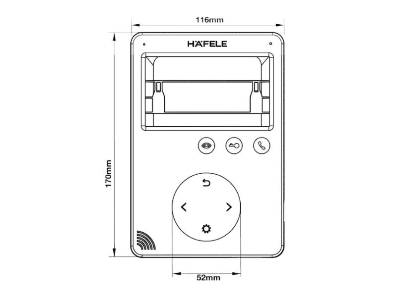 bản vẽ kỹ thuật màn hình cảm ứng 959.23.084