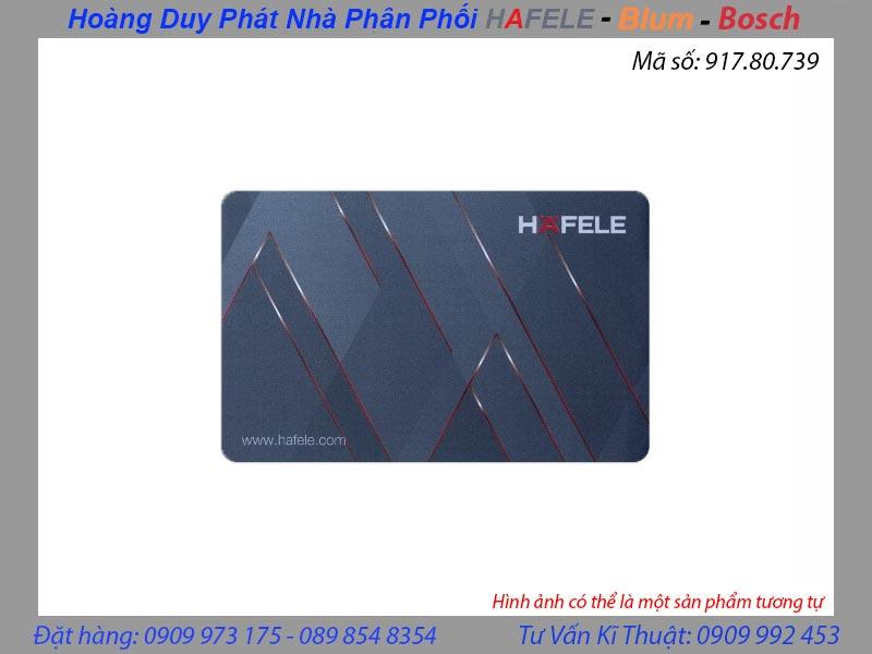 thẻ từ lớn hafele 917.80.739