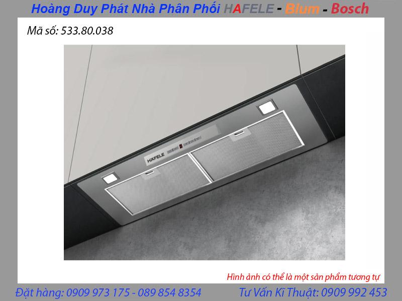 máy hút mùi âm tủ Häfele HH-BI79A 533.80.038
