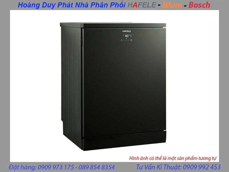 Máy rửa chén độc lập màu đen HDW-F60F 533.23.310